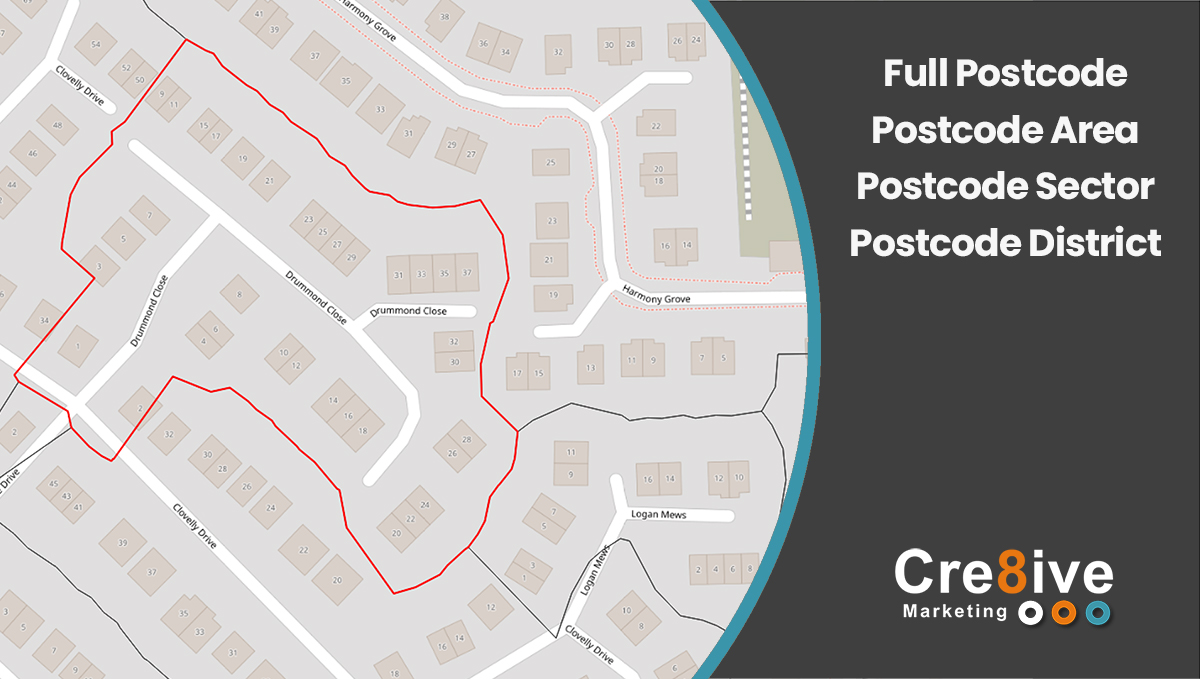 postcode boundaries